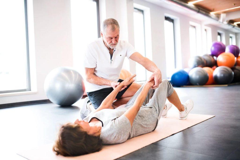 Pilates na Fisiocampo